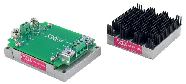 DC/DC-converters TRACO POWER TMA 0505S, TMA 0512D and TMA 0515D